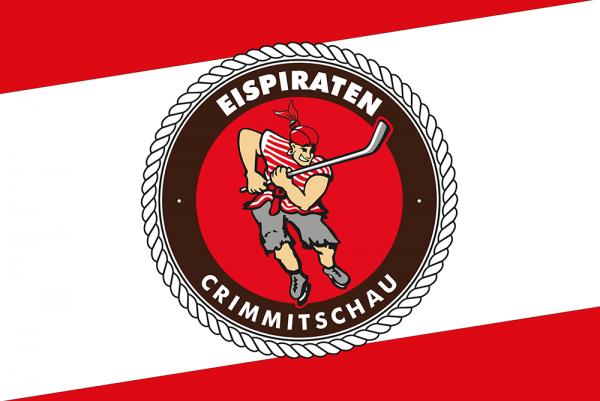 Eispiraten Logofahne