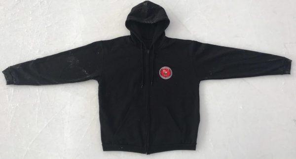 Hooded Full Zip Sweatshirt Basic